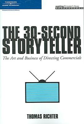 The 30-second Storyteller Thomas Richter Paperback
