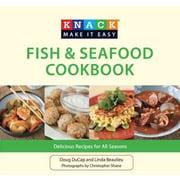 Knack Fish & Seafood Cookbook Doug DuCap, Linda Beaulieu Paperback