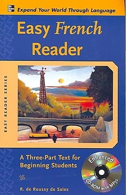 Easy French Reader R. Sales Paperback