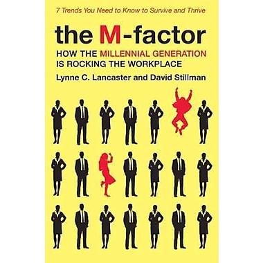 The M-Factor Lynne C. Lancaster, David Stillman Hardcover