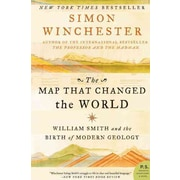 The Map That Changed the World Simon Winchester Paperback