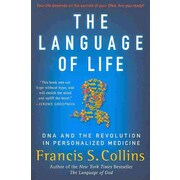 The Language of Life Francis S. Collins  Paperback