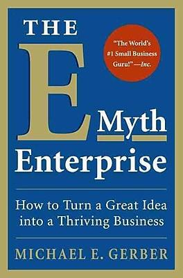 The E-Myth Enterprise Michael E. Gerber Hardcover