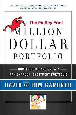 Motley Fool Million Dollar Portfolio David Gardner , Tom Gardner Paperback