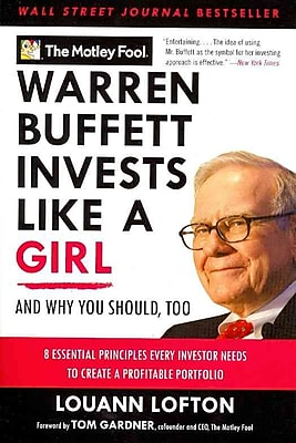 Warren Buffett Invests Like a Girl The Motley Fool Paperback