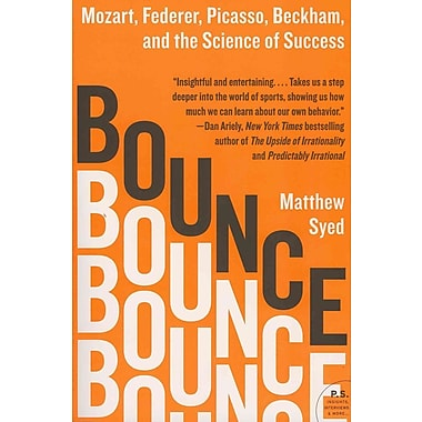 Bounce Matthew Syed Paperback