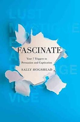 Fascinate Sally Hogshead Hardcover