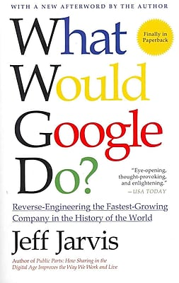 What Would Google Do? Jeff Jarvis Paperback
