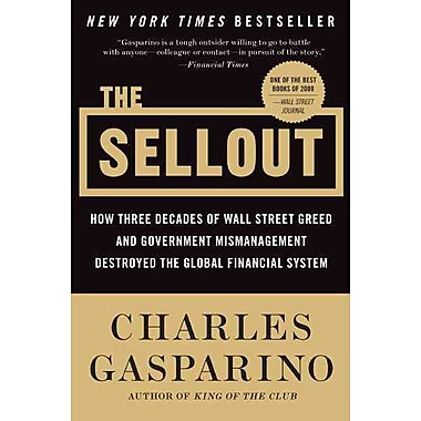 The Sellout Charles Gasparino Paperback