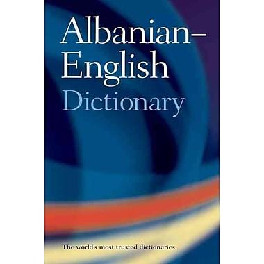 Oxford Albanian-English Dictionary Leonard Newmark Paperback