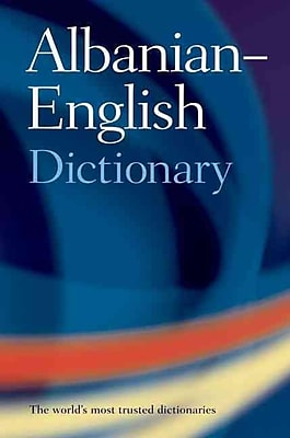 Oxford Albanian-English Dictionary Leonard Newmark Paperback