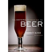 The Oxford Companion to Beer Garrett Oliver Hardcover