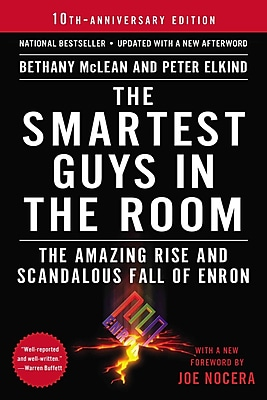 The Smartest Guys in the Room Bethany McLean, Peter Elkind Paperback
