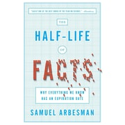 The Half-Life of Facts Samuel Arbesman Paperback
