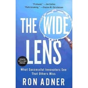 The Wide Lens Ron Adner Paperback
