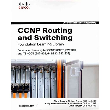 CCNP Routing and Switching Foundation Learning Library Amir Ranjbar Hardcover