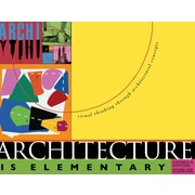 Architecture Is Elementary  Nathan B. Winters Paperback