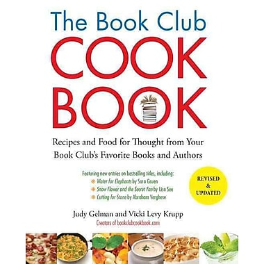 The Book Club Cookbook Judy Gelman, Vicki Levy Krupp Paperback