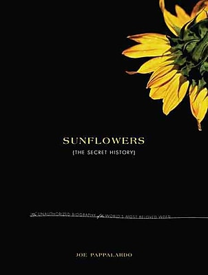 Sunflowers Joe Pappalardo Hardcover