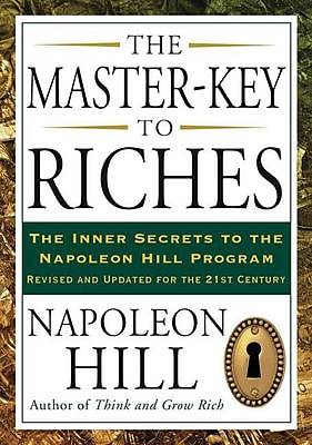 The Master key to Riches Napoleon Hill Paperback
