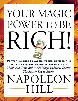 Your Magic Power to Be Rich Napoleon Hill Paperback