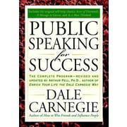Public Speaking for Success Dale Carnegie Paperback