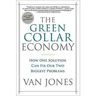 The Green Collar Economy Van Jones Paperback