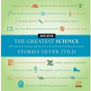 The Greatest Science Stories Never Told Rick Beyer  Hardcover