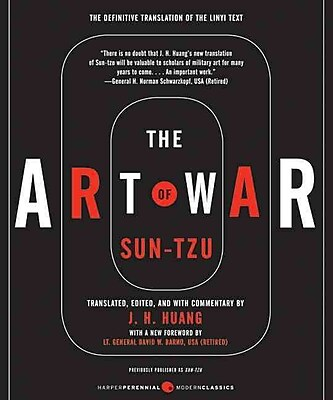 The Art Of War Sun-Tzu , J. H. Huang Paperback