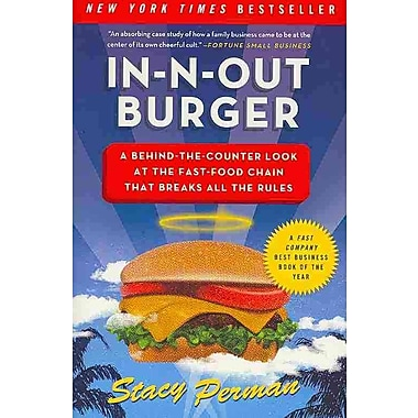 In-N-Out Burger Stacy Perman Paperback