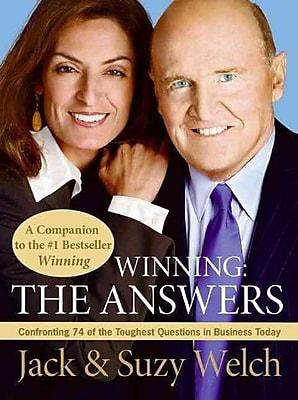 Winning Jack Welch, Suzy Welch Paperback