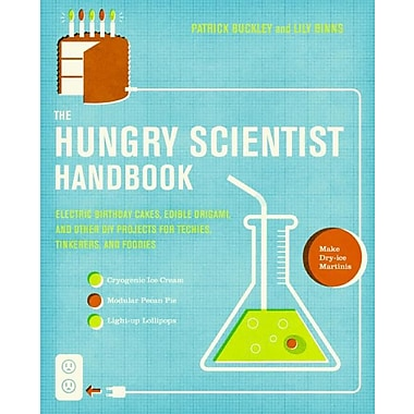The Hungry Scientist Handbook Patrick Buckley , Lily Binns Paperback
