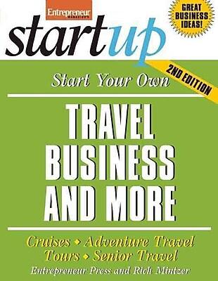 Start Your Own Travel Business Entrepreneur Press Paperback