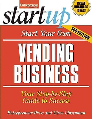 Start Your Own Vending Business Entrepreneur Press Paperback