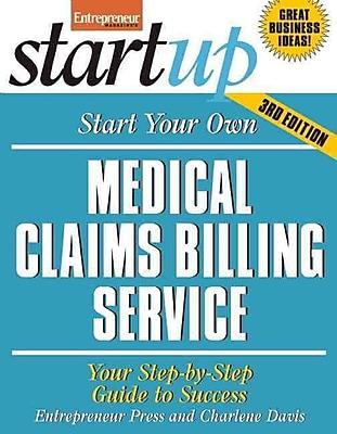 Start Your Own Medical Claims Billing Service Entrepreneur Press , Charlene Davis Paperback