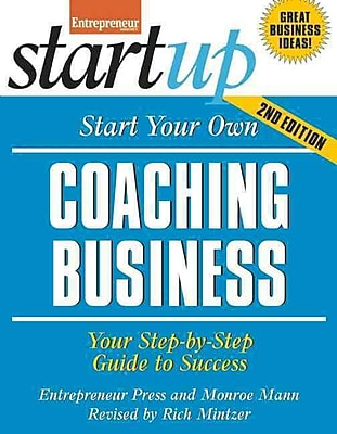Start Your Own Coaching Business Entrepreneur Press Paperback
