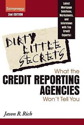 Dirty Little Secrets Jason R. Rich Paperback