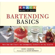 Knack Bartending Basics Cheryl Charming  Paperback