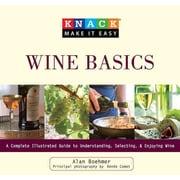 Knack Wine Basics Alan Boehmer Paperback