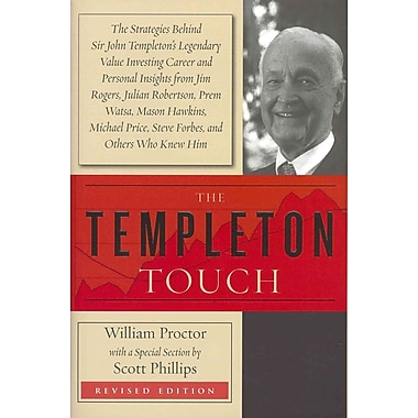 The Templeton Touch William Proctor, Scott Phillips Hardcover
