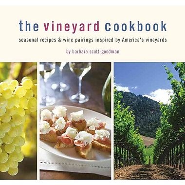 The Vineyard Cookbook Barbara Scott-Goodman Hardcover