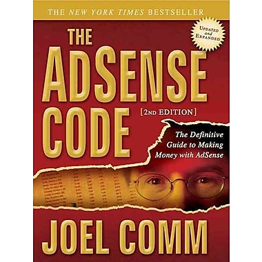 The Adsense Code A Strategy Joel Comm Paperback