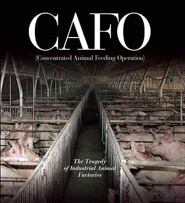 CAFO Daniel Imhoff Hardcover