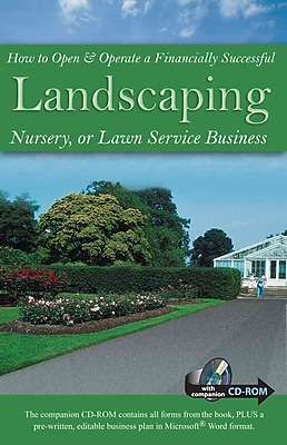 How to Open & Operate a Financially Successful Landscaping, Nursery, or Lawn Service Business Lynn Wasnak Paperback