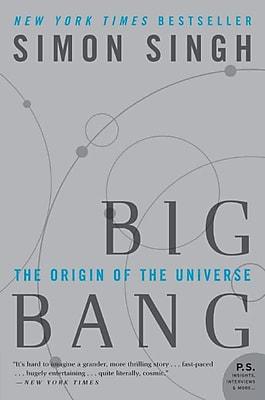 Big Bang Simon Singh Paperback
