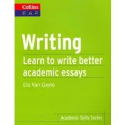 Writing Els Van Geyte  Learn to Write Better Academic Essays (Collins English for Academic Purposes) Paperback