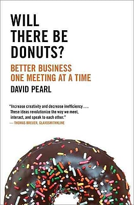 Will There Be Donuts? David Pearl Paperback