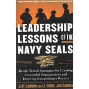 Leadership Lessons Of The Navy Seals Jeff Cannon, Jon Cannon Paperback