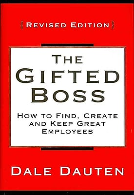 The Gifted Boss Dale Dauten Hardcover