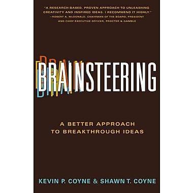 Brainsteering Kevin P. Coyne , Shawn T. Coyne Hardcover